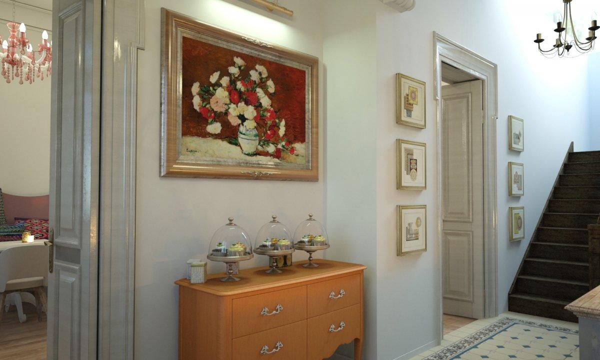 Design interior Bistro Vila Margareta-1