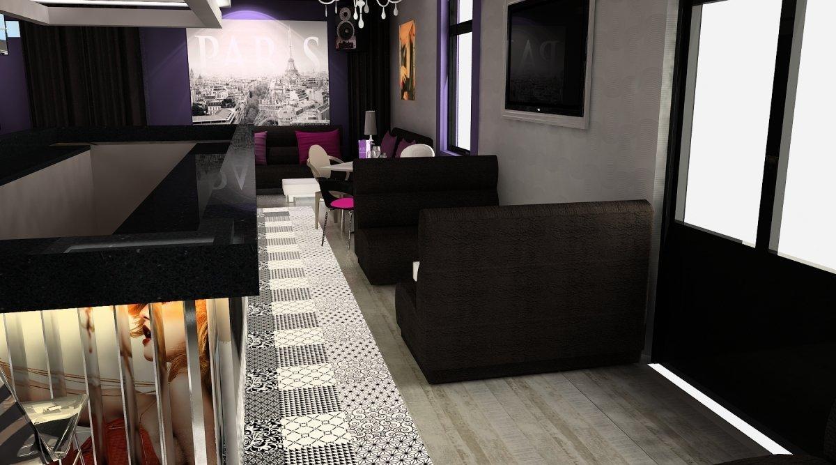 Design interior Cafenea in Calarasi-12