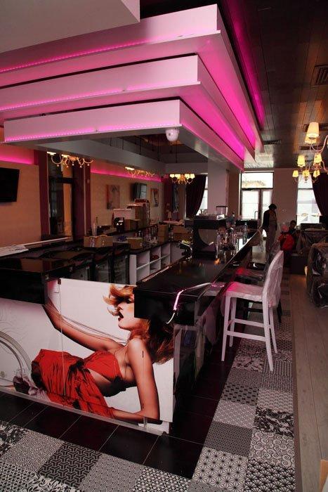Design interior Cafenea in Calarasi-2