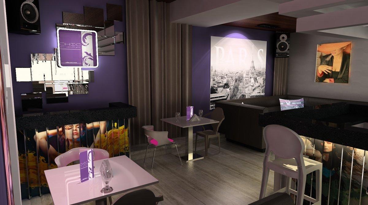 Design interior Cafenea in Calarasi-4