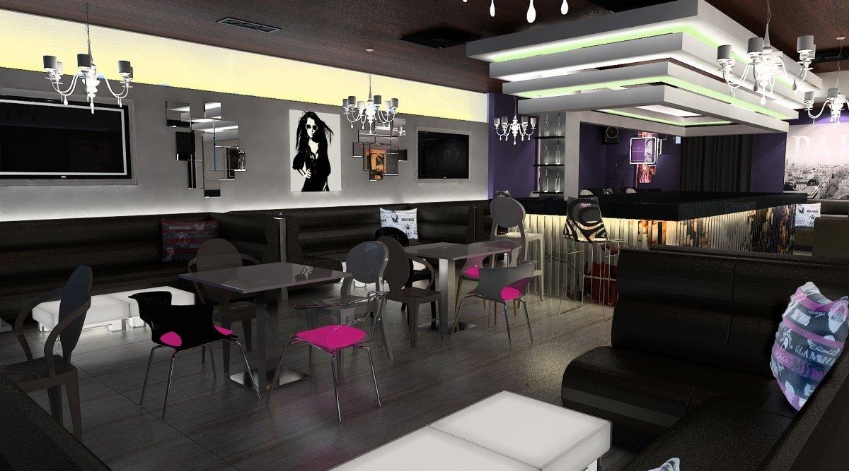 Design interior Cafenea in Calarasi-6