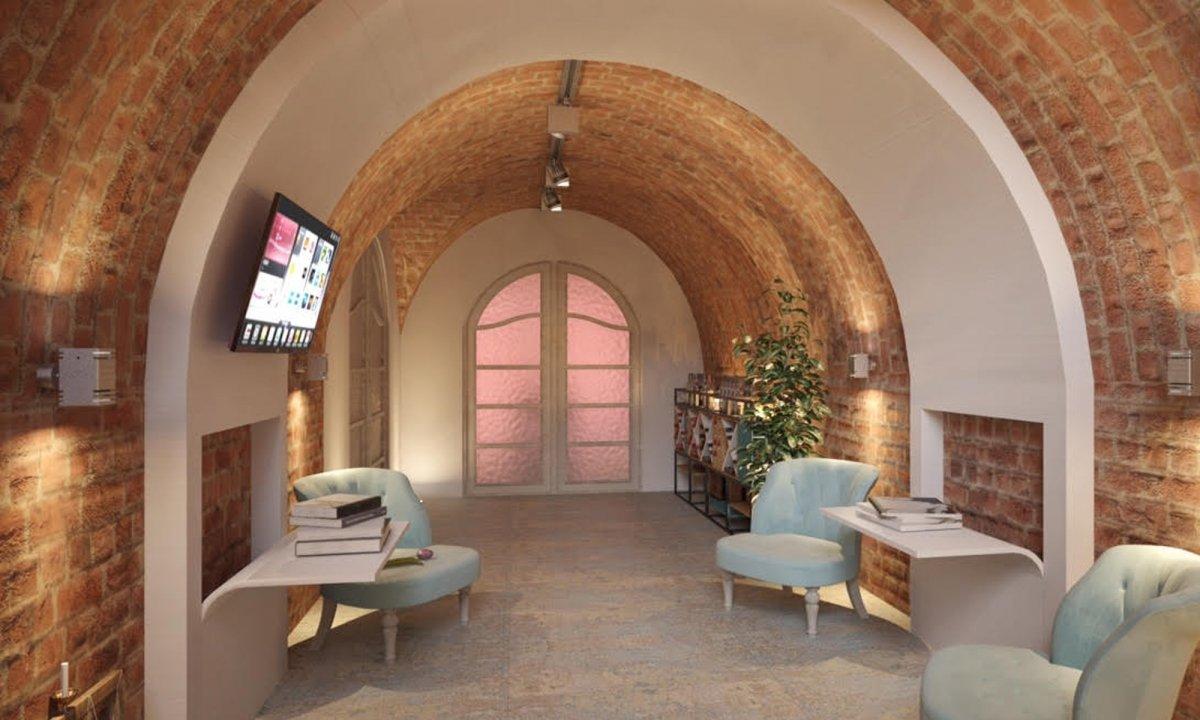 Design interior Centru Spa & Wellness Vila Margareta-1