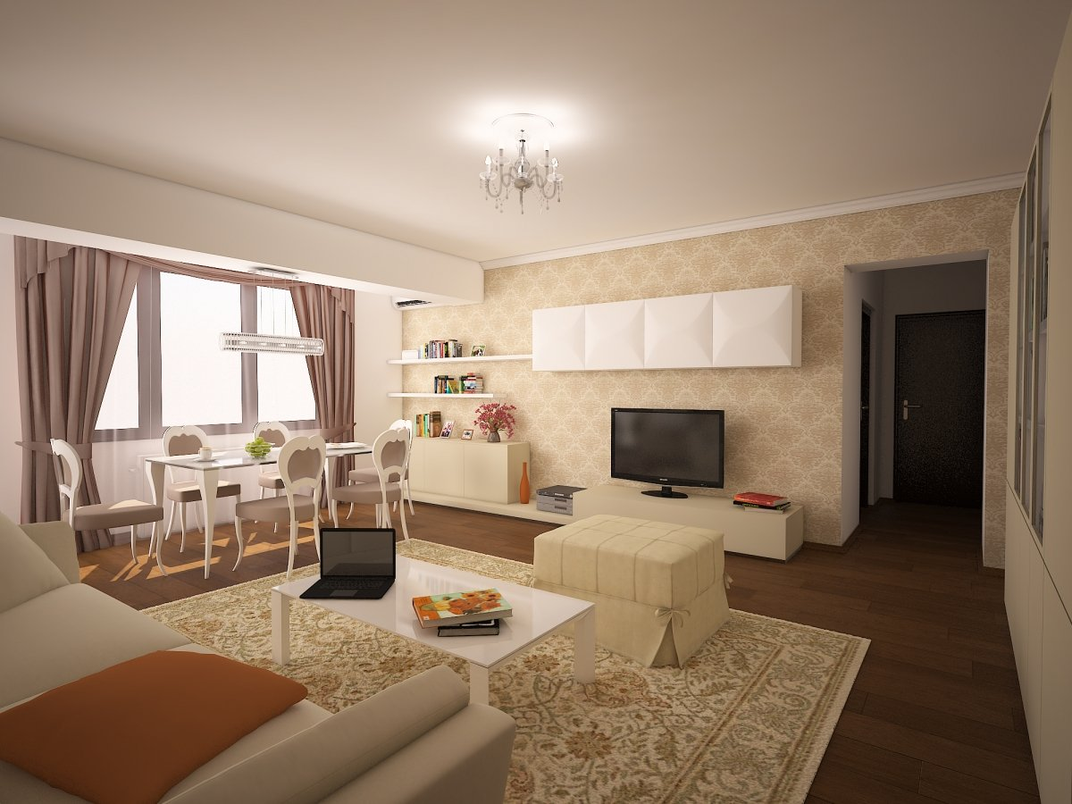 Design interior apartament Bucuresti - Berceni-12