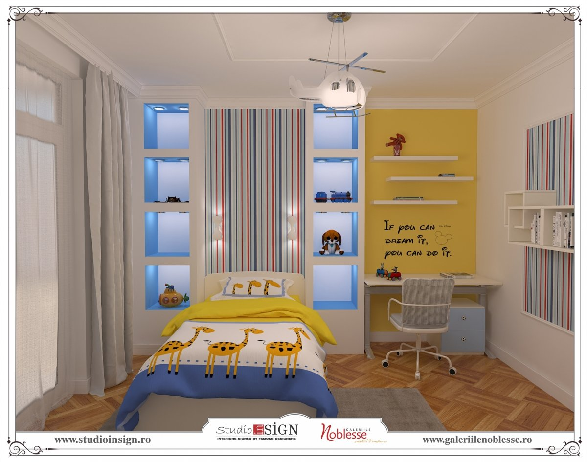 Design interior apartament modern - Orhideea-13