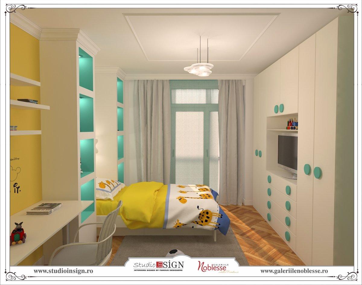 Design interior apartament modern - Orhideea-7