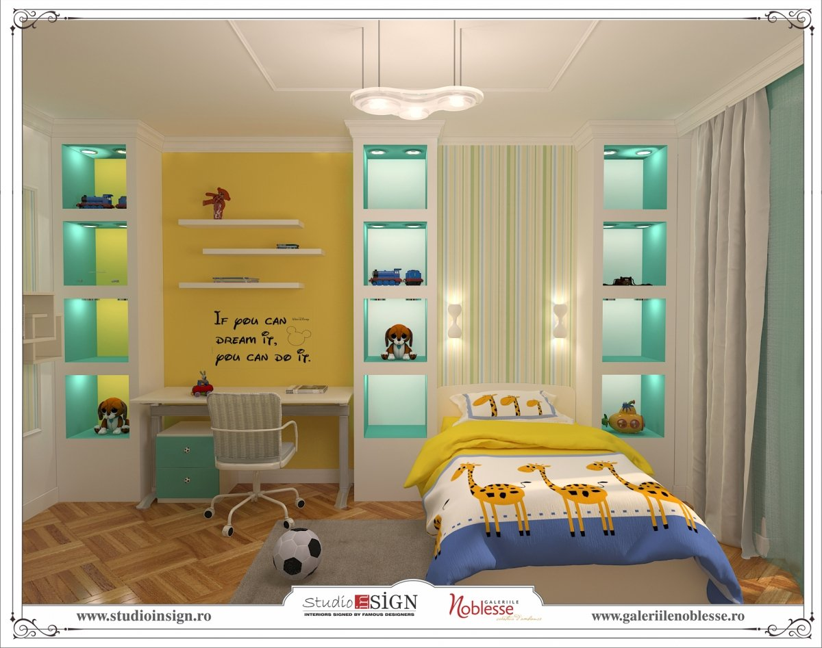 Design interior apartament modern - Orhideea-8