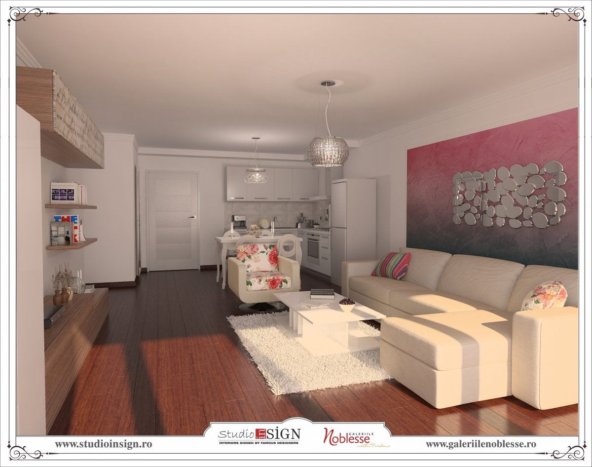 Design interior apartament modern in Bucuresti-4