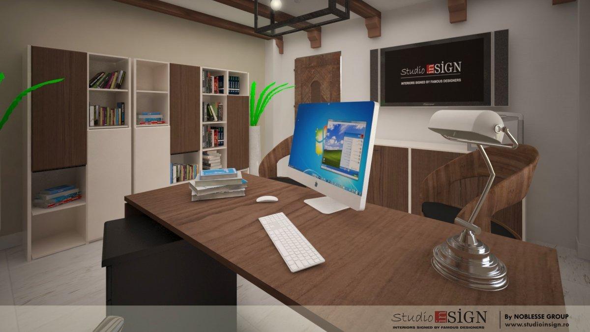 Design interior birouri - Cuptorul din poveste-1