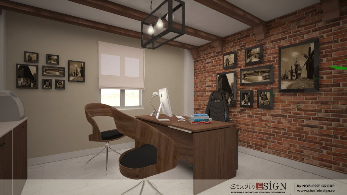 Design interior birouri - Cuptorul din poveste-2