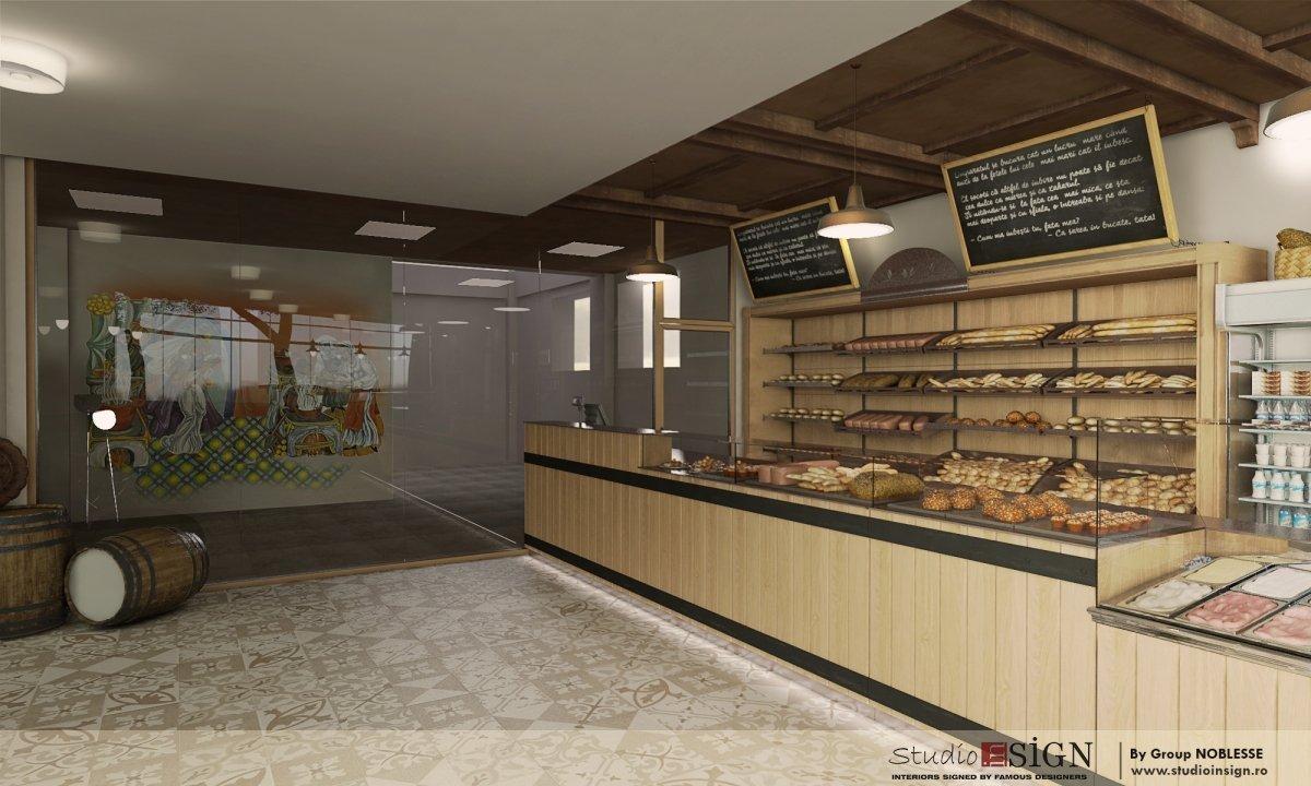 Design interior bistro- Cuptorul din Poveste 1-10