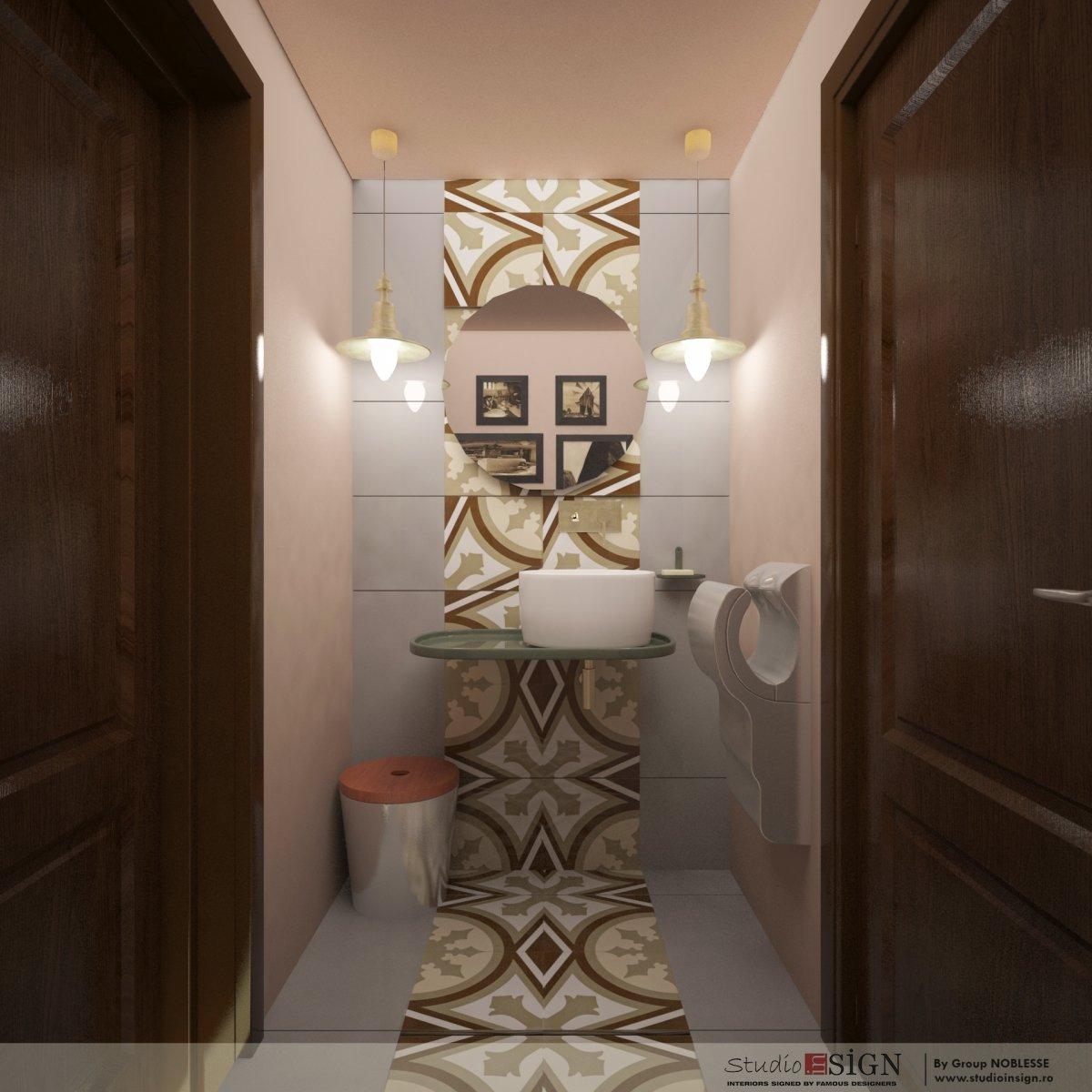 Design interior bistro- Cuptorul din Poveste 1-11