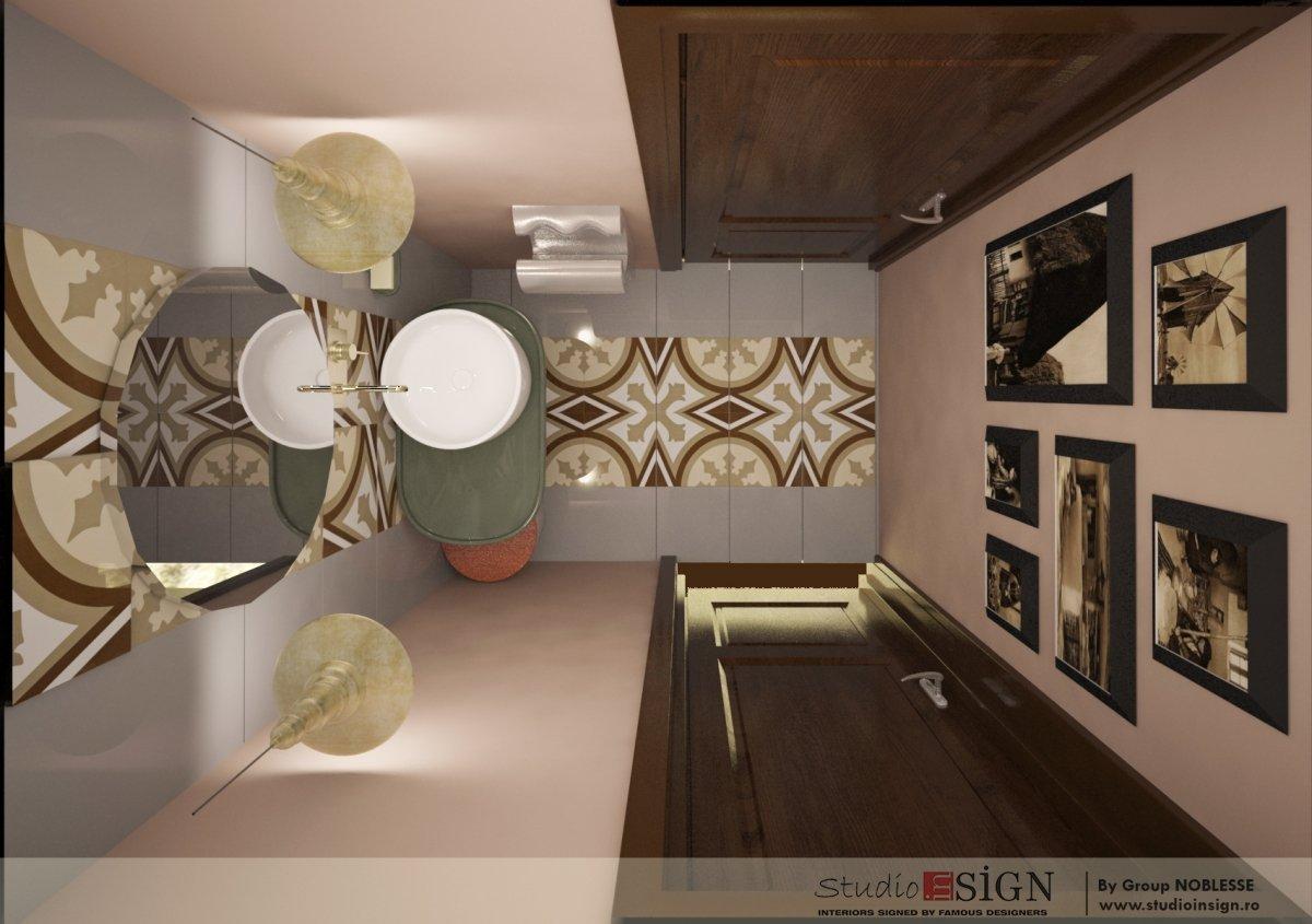 Design interior bistro- Cuptorul din Poveste 1-13