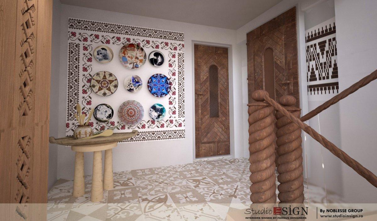 Design interior bistro- Cuptorul din Poveste 1-14