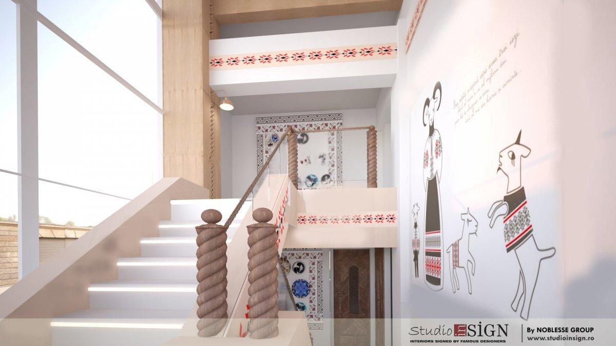 Design interior bistro- Cuptorul din Poveste 1-15