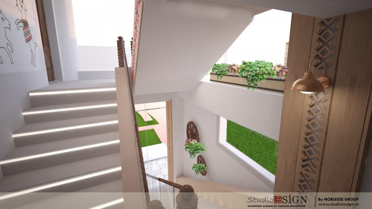 Design interior bistro- Cuptorul din Poveste 1-16