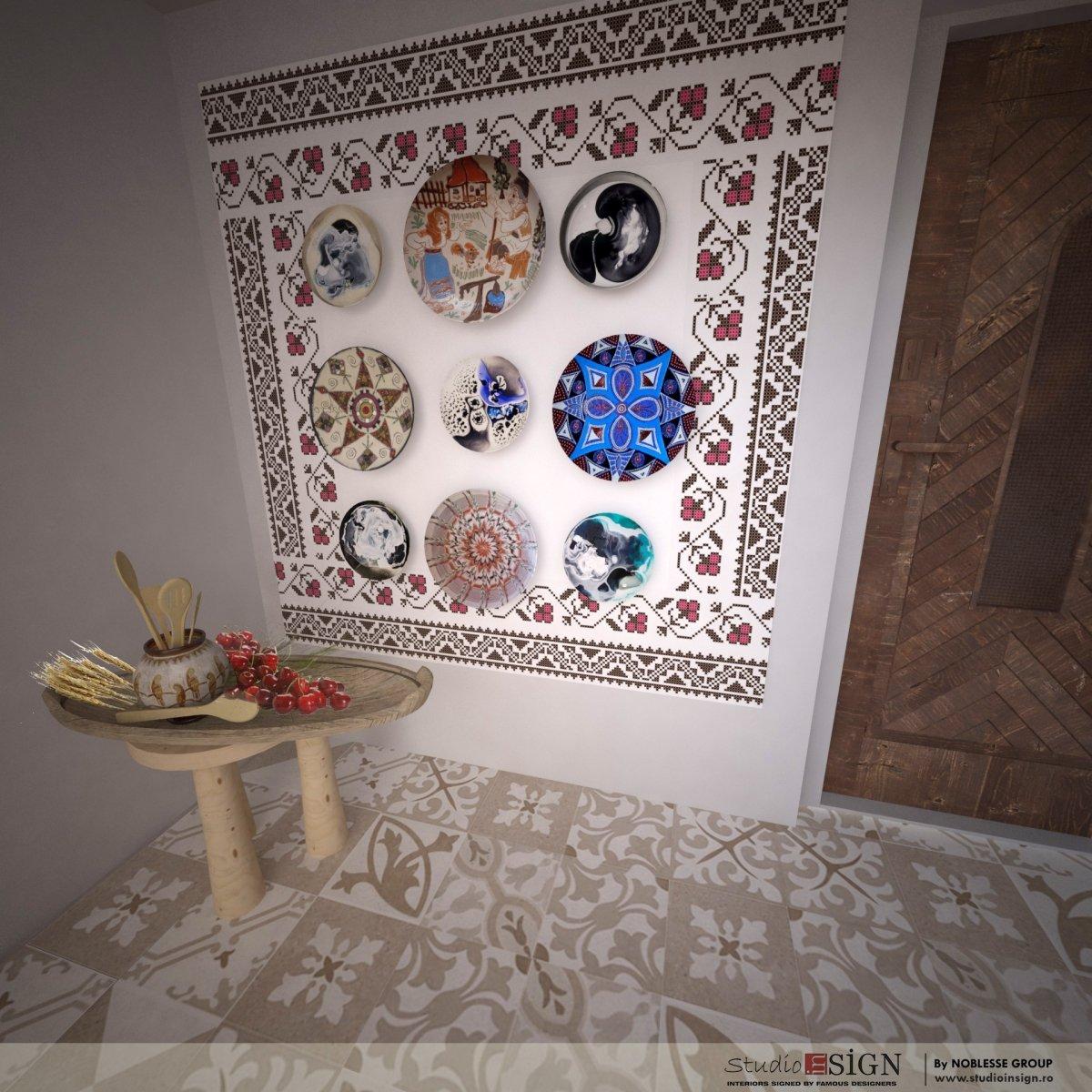 Design interior bistro- Cuptorul din Poveste 1-17