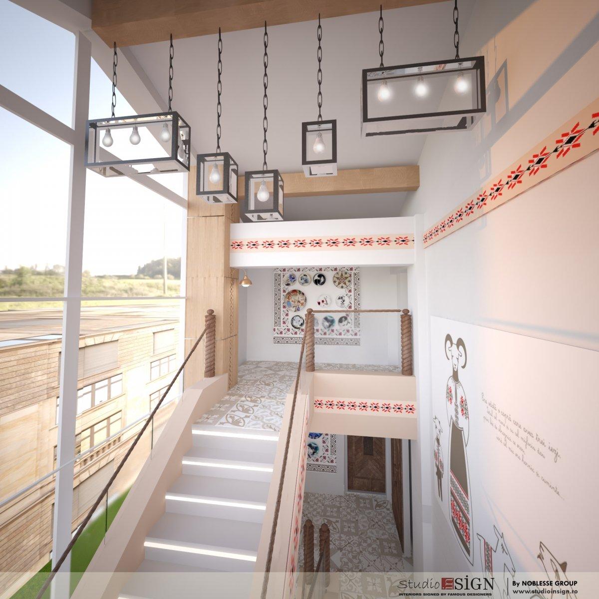 Design interior bistro- Cuptorul din Poveste 1-19