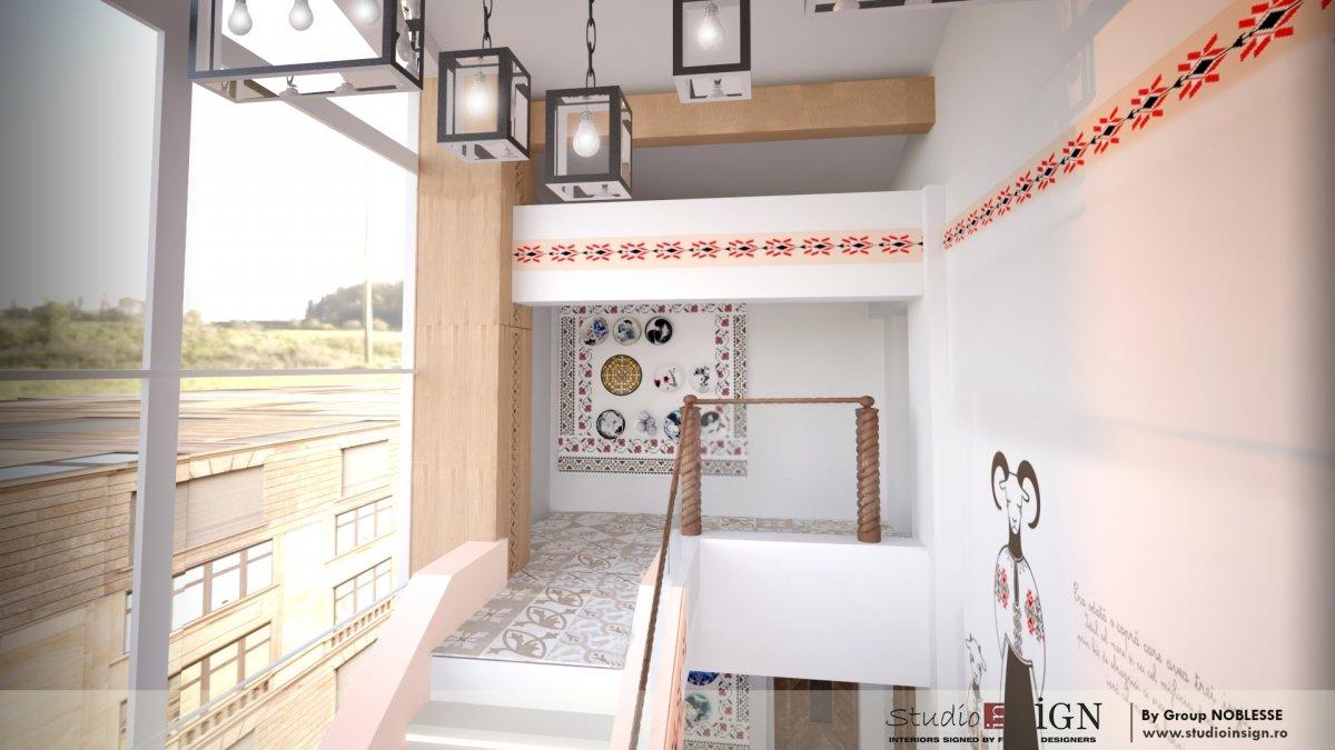 Design interior bistro- Cuptorul din Poveste 1-23