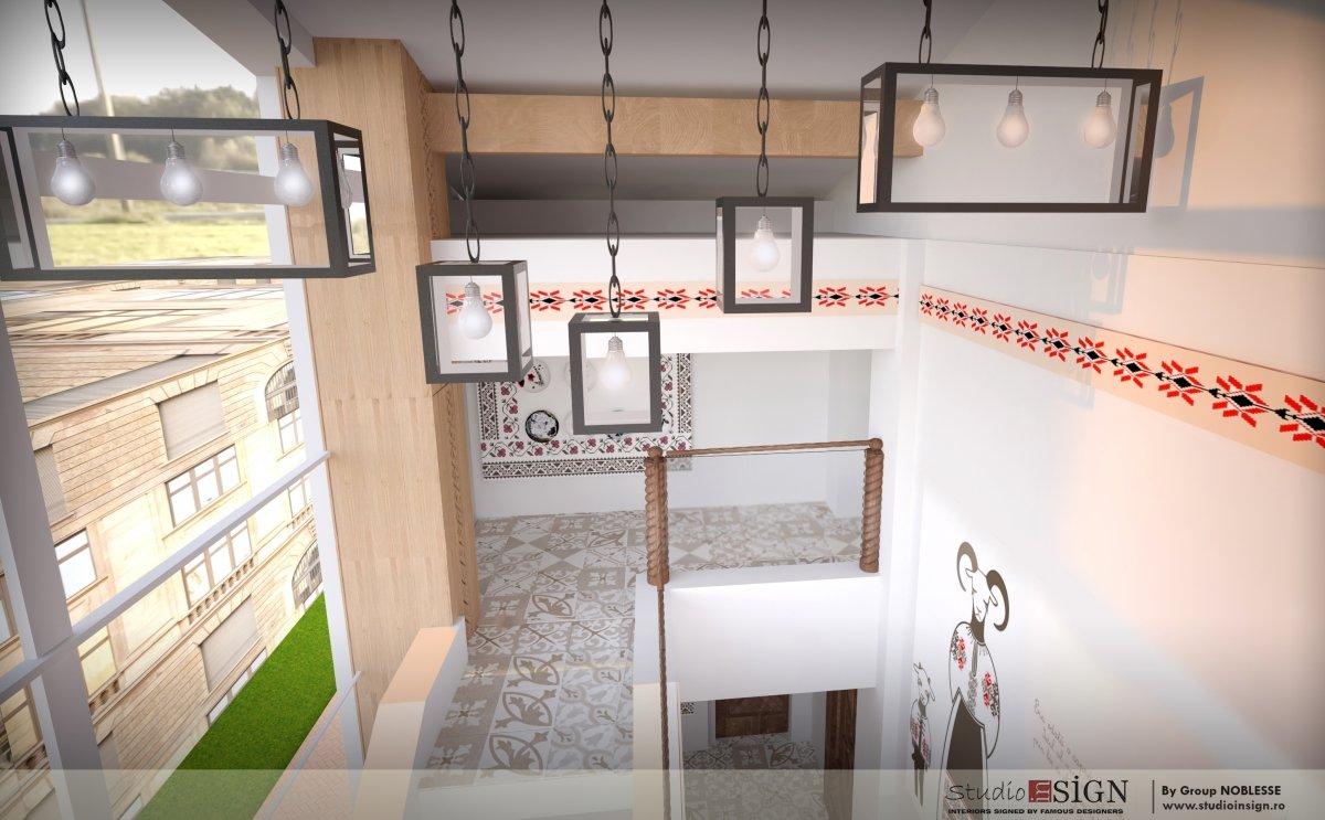 Design interior bistro- Cuptorul din Poveste 1-24
