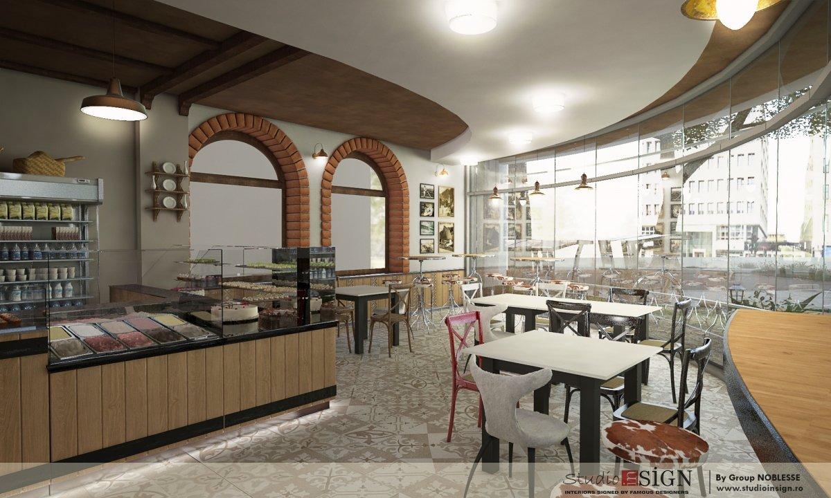 Design interior bistro- Cuptorul din Poveste 1-7