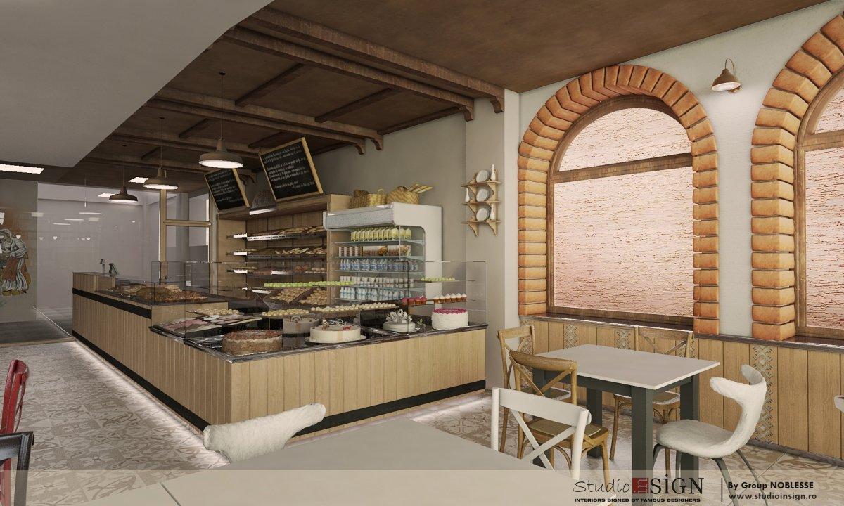 Design interior bistro- Cuptorul din Poveste 1-9