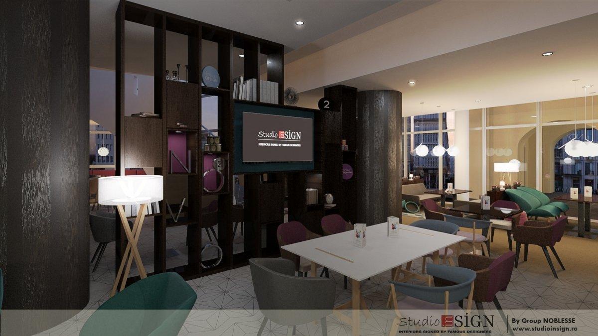 Design interior bistro Novo 2-1
