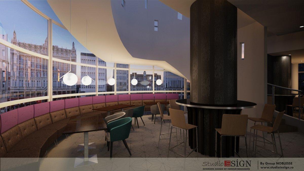 Design interior bistro Novo 2-10