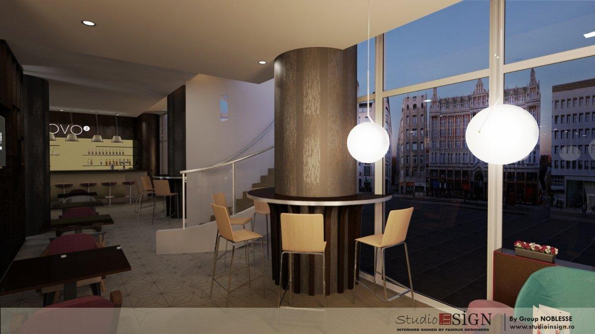 Design interior bistro Novo 2-7