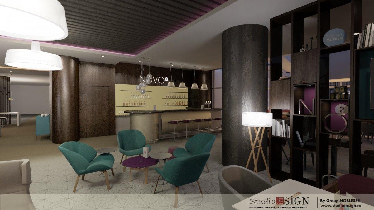 Design interior bistro Novo 2-8
