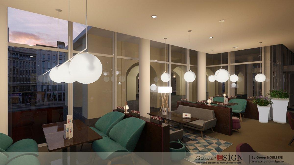 Design interior bistro Novo 2-9