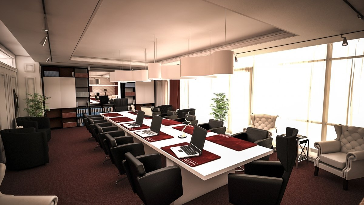Design interior cabinet avocatura Bucuresti-2