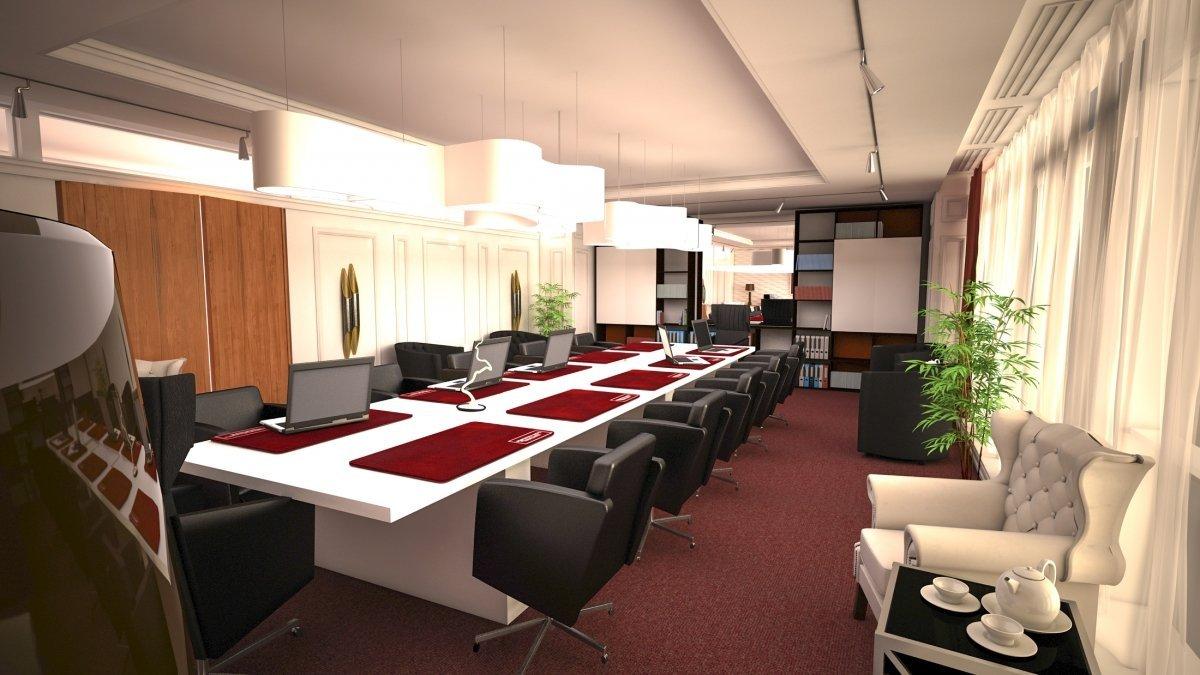 Design interior cabinet avocatura Bucuresti-4