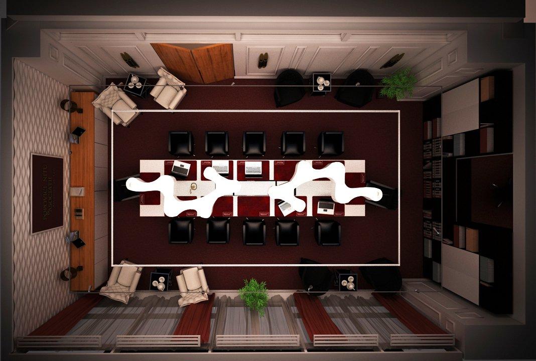 Design interior cabinet avocatura Bucuresti-6