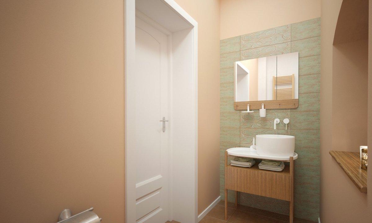 Design interior salon cosmetica si coafor Vila Margareta-10