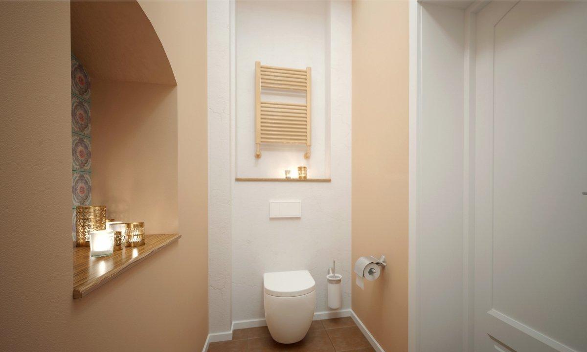 Design interior salon cosmetica si coafor Vila Margareta-11