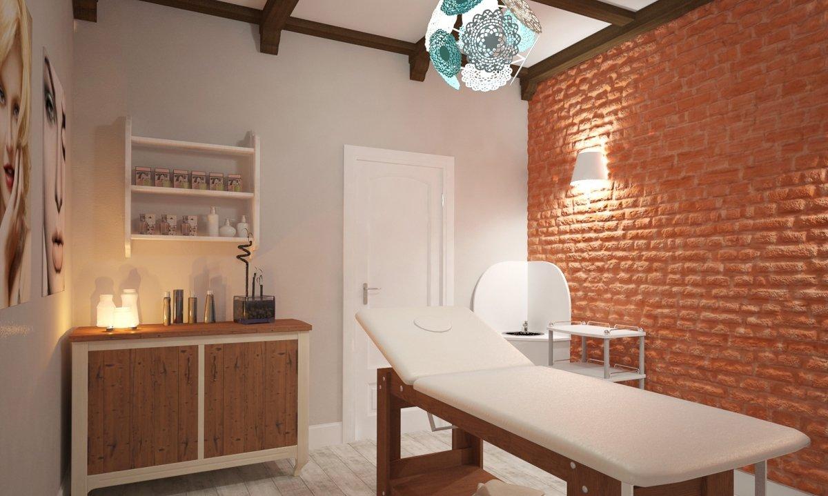 Design interior salon cosmetica si coafor Vila Margareta-8