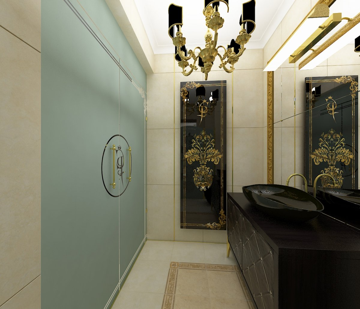 Design interior si amenajare interioara pentru o casa - Chic-14