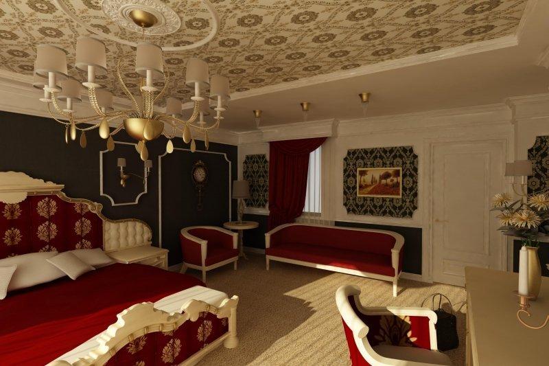Design interior si amenajare interioara pentru o casa - Chic-3