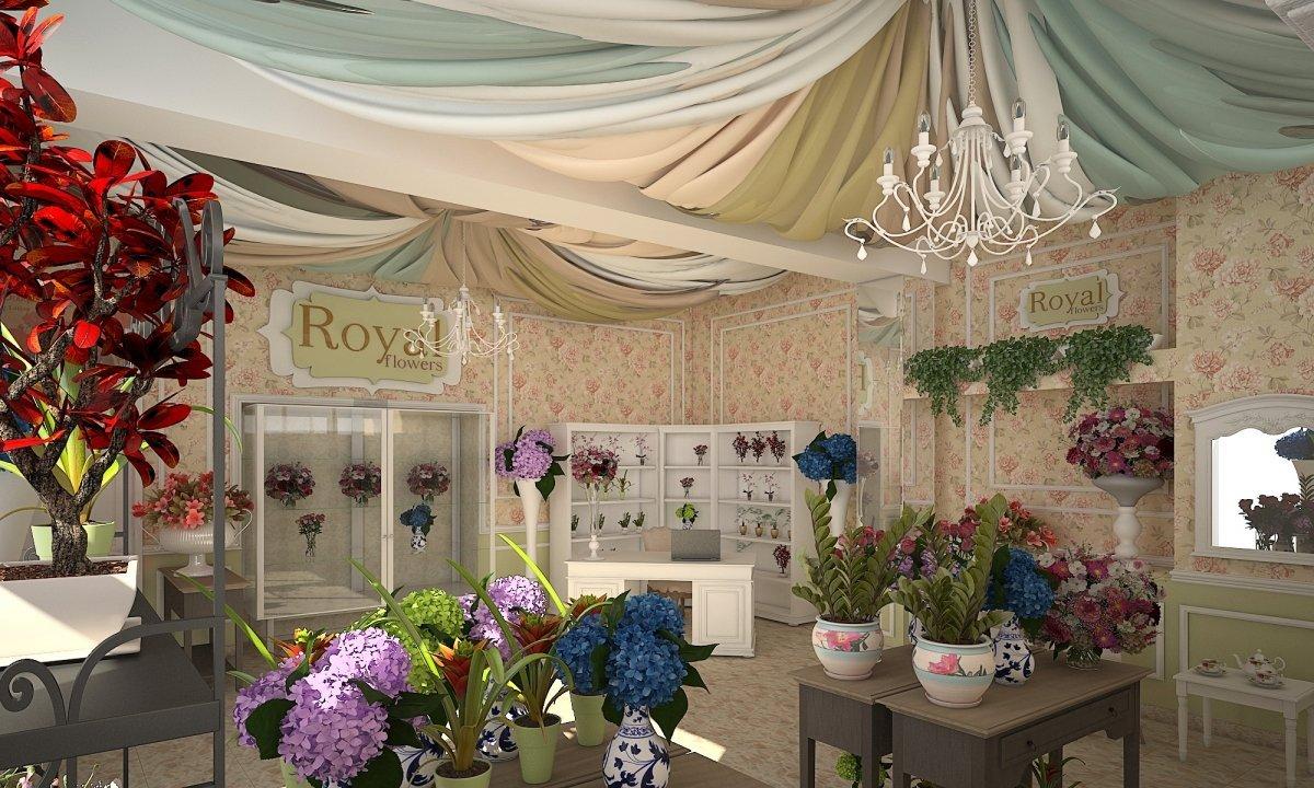 Floraria Royal - Bucuresti-2