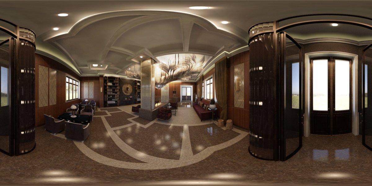Proiect amenajare Lobby & lounge Hotel Brasov-13