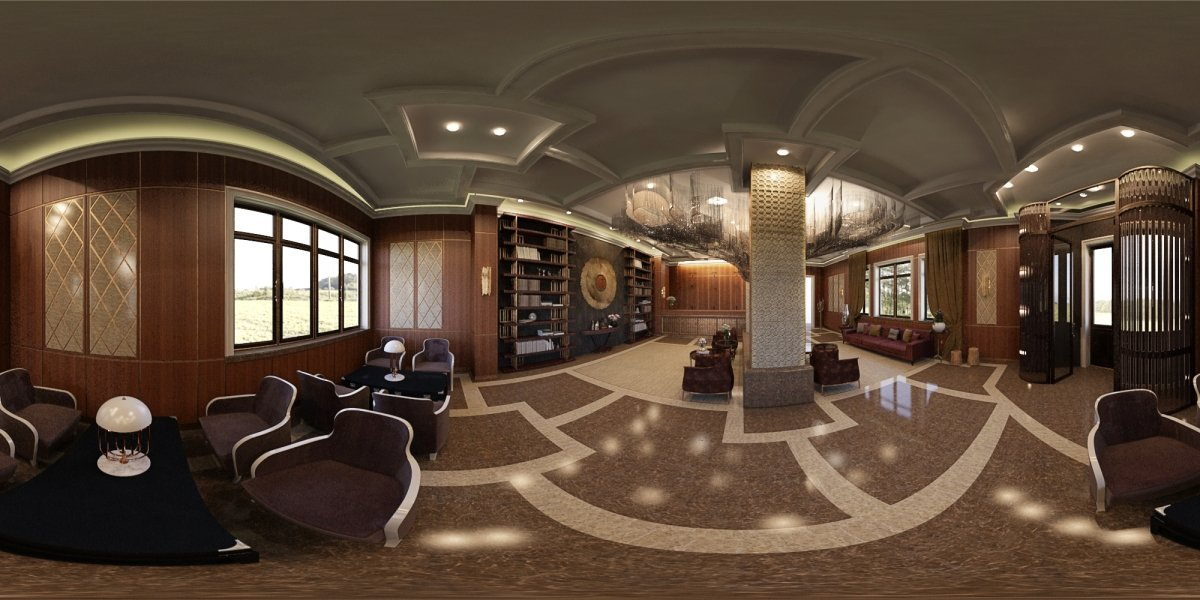 Proiect amenajare Lobby & lounge Hotel Brasov-14