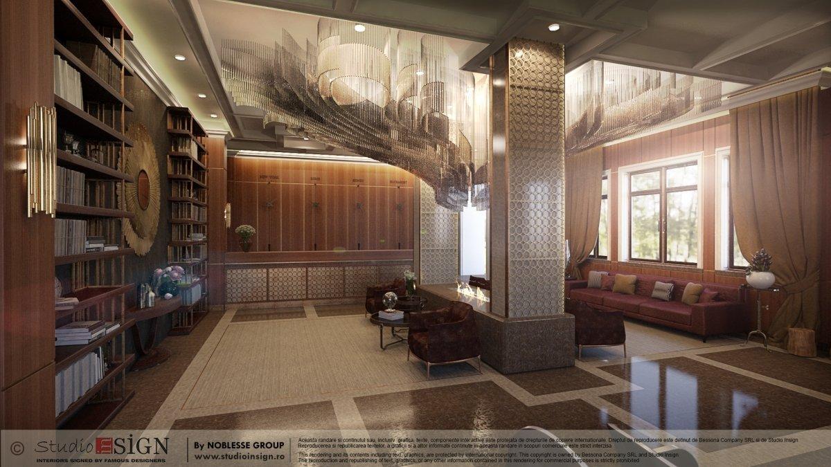 Proiect amenajare Lobby & lounge Hotel Brasov-6