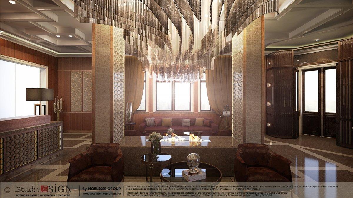 Proiect amenajare Lobby & lounge Hotel Brasov-7