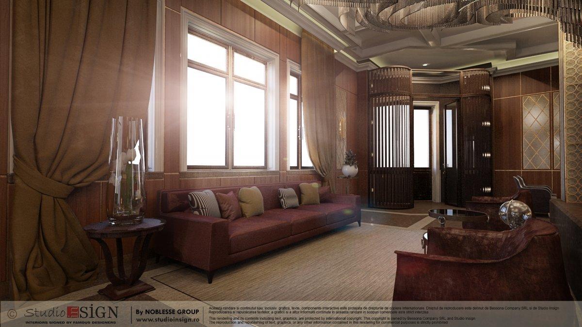 Proiect amenajare Lobby & lounge Hotel Brasov-8