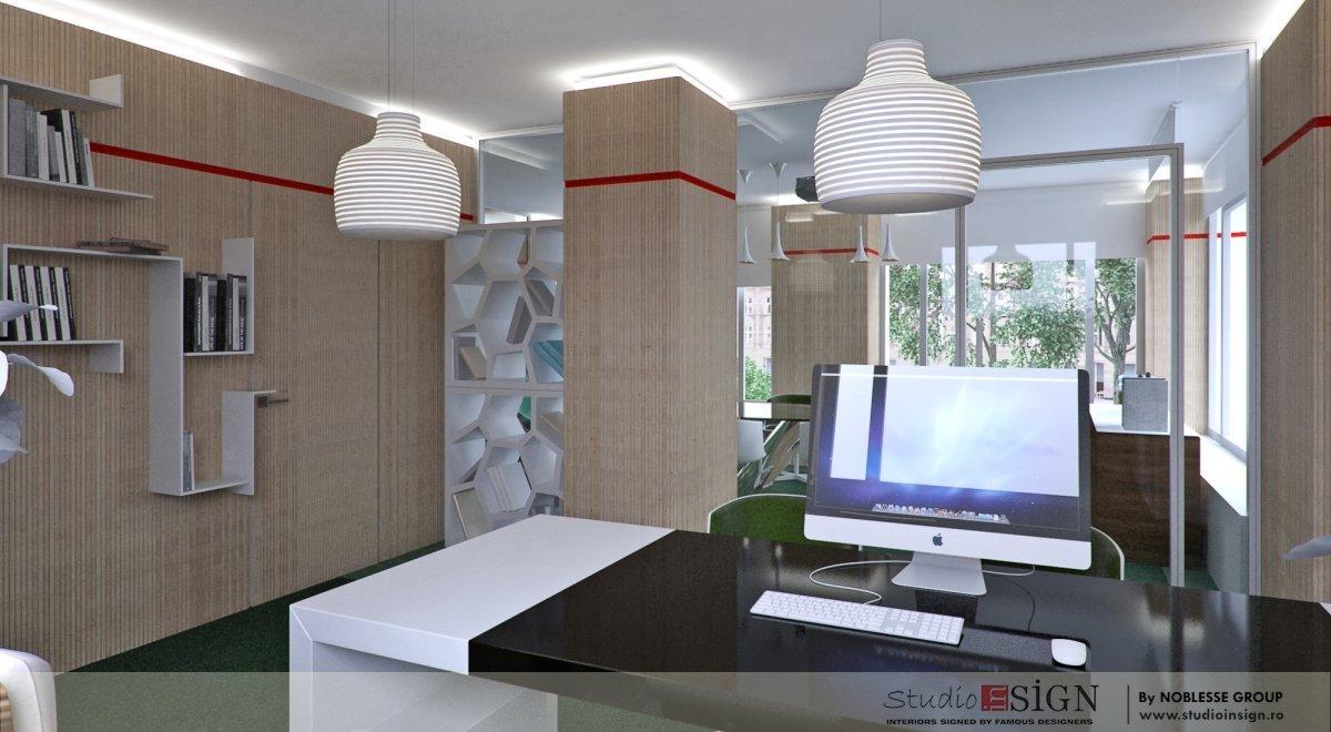 Proiect amenajare birouri si receptie-4