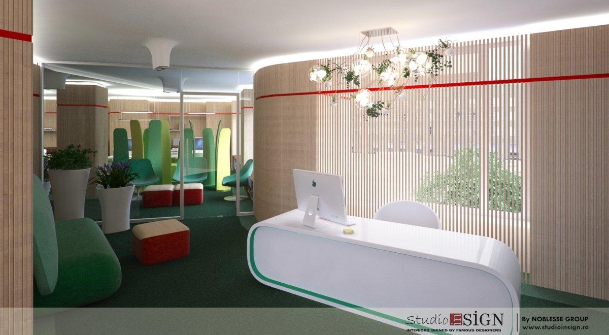 Proiect amenajare birouri si receptie-6