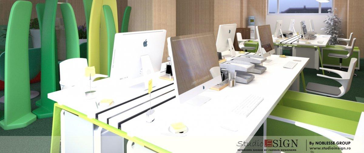 Proiect amenajare birouri si receptie-8