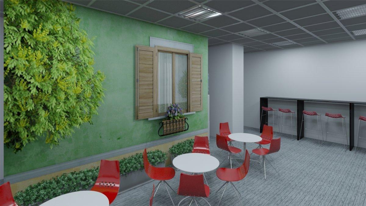 Proiect amenajare interioara – Birouri Floreasca-3