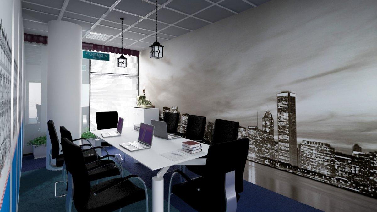 Proiect amenajare interioara – Birouri Floreasca-6