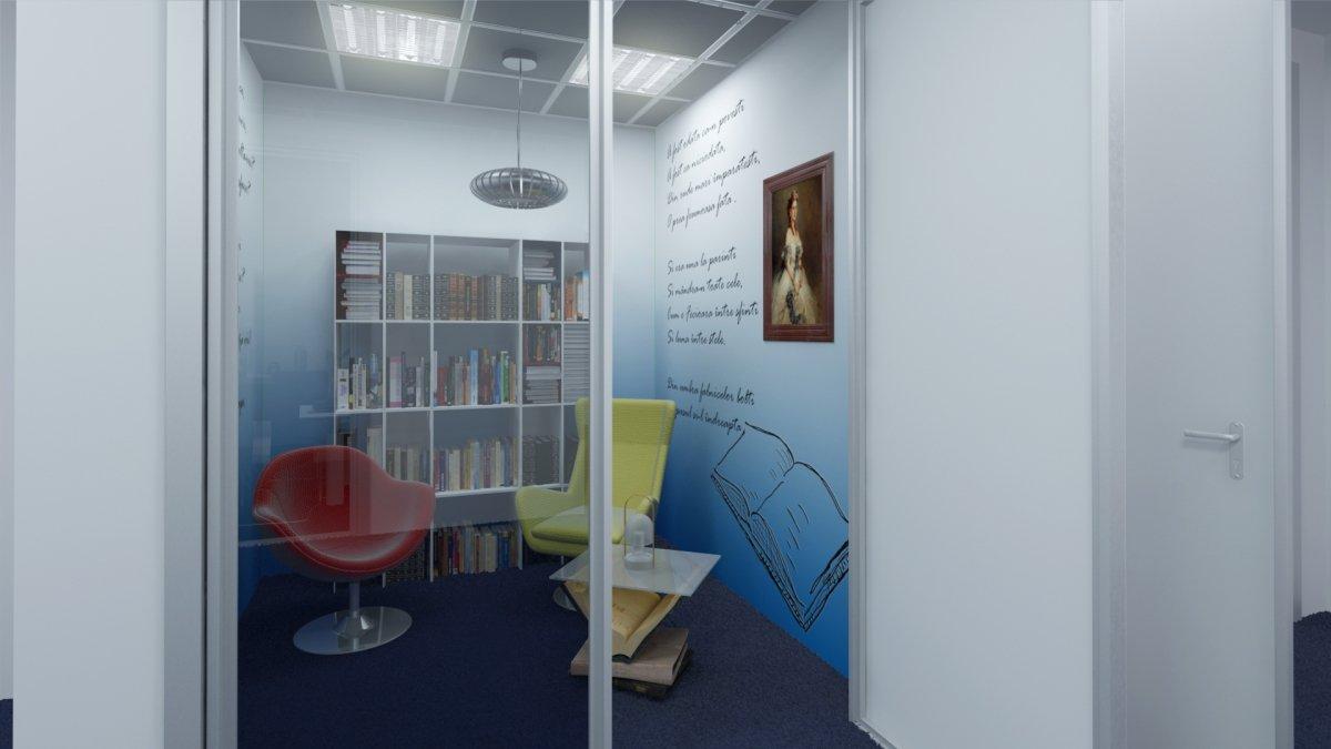 Proiect amenajare interioara – Birouri Floreasca-7